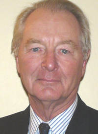 Nigel Kay MBE