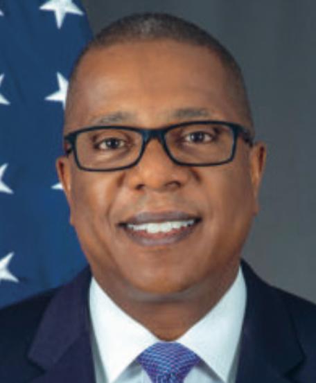 Ambassador Brian A Nichols